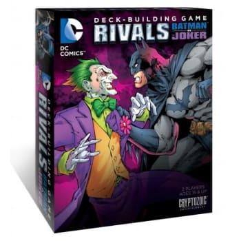 DC Comics DeckBuilding Game: RIVALS Batman vs The Joker