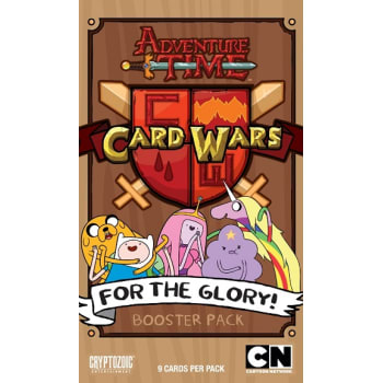 4 X 9 Card Booster Packs Adventure Time Card Wars For The Glory