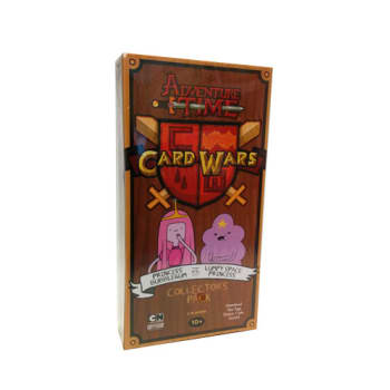 Adventure Time Card Wars: Princess Bubblegum vs Lumpy Space Princess Deck