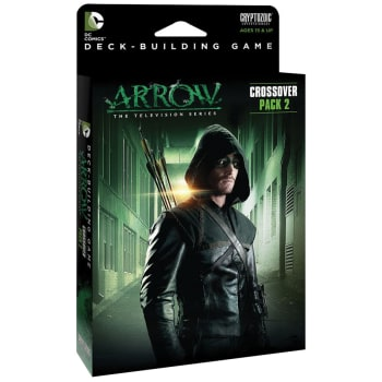 DC Comics DeckBuilding Game Crossover Pack 2: Arrow the Television Series