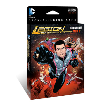DC Comics DeckBuilding Game Crossover Pack 3: Legion of Super Heroes