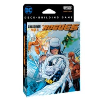 DC Comics DeckBuilding Game Crossover Pack 5: The Rogues