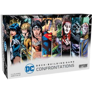 DC Comics Deckbuilding Game: Confrontations Expansion
