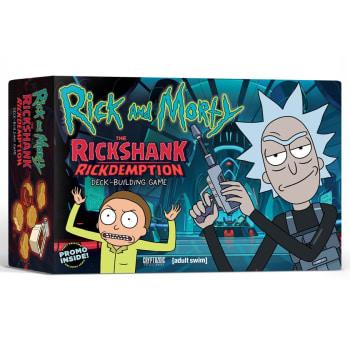 Rick and Morty: The Rickshank Rickdemption Deck Building Game