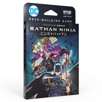 DC Comics DeckBuilding Game: Crossover Pack 8: Batman Ninja