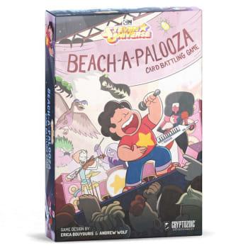 Steven Universe: Beach-A-Palooza Card Battling Game