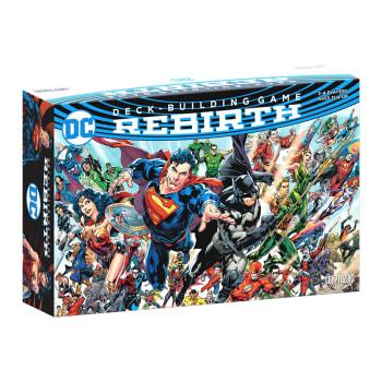 DC Comics DeckBuilding Game: Rebirth