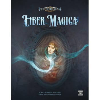 Victoriana 3rd Edition: Liber Magica