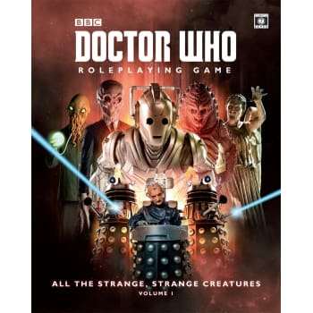 Doctor Who: All the Strange, Strange Creatures Part 1