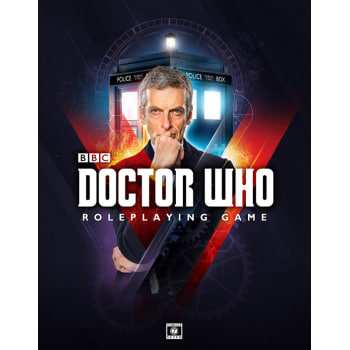 Doctor Who: Roleplaying Game Core Rules