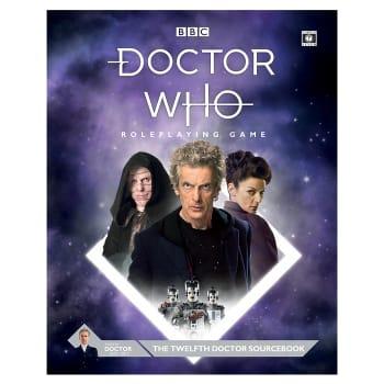Doctor Who: The Twelfth Doctor Sourcebook