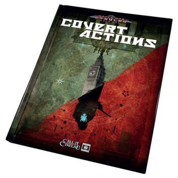 World War Cthulhu: Covert Actions