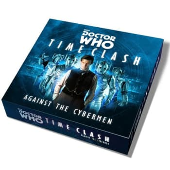 Doctor Who Time Clash: Against the Cybermen Expansion