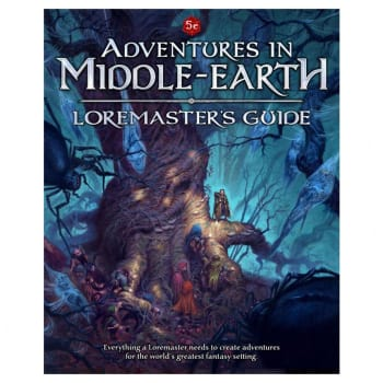 Adventures in Middle-Earth Loremaster's Guide (D&D Fifth Edition)