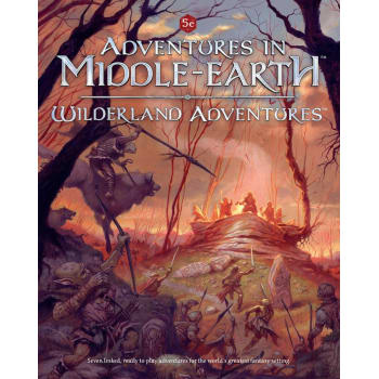 Adventures in Middle-Earth: Wilderland Adventures (D&D Fifth Edition)