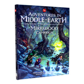 Adventures in Middle-Earth: Mirkwood Campaign (D&D 5th Edition)