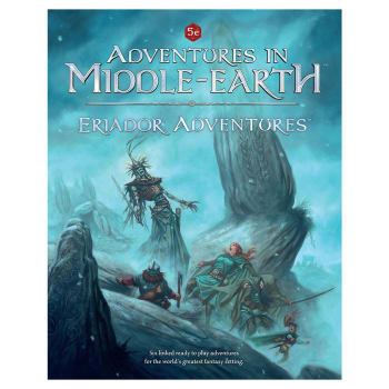 Adventures in Middle-Earth: Eriador Adventures (D&D 5th Edition)