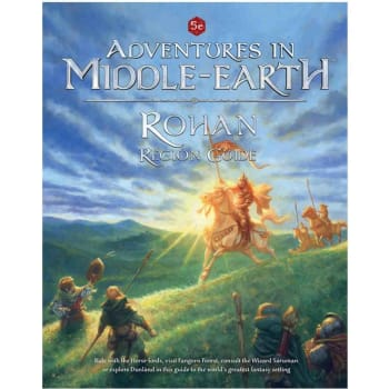 Adventures in Middle-Earth: Rohan Region Guide (D&D 5th Edition)