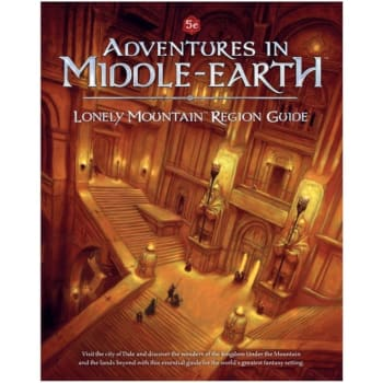 Adventures in Middle-Earth: Lonely Mountain Region Guide (D&D 5th Edition)