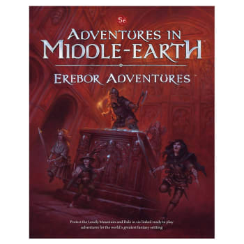 Adventures in Middle-Earth: Erebor Adventures (D&D 5th Edition)