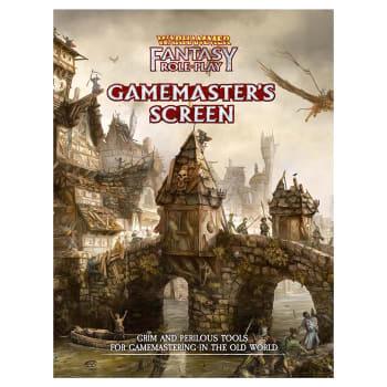 Warhammer Fantasy RPG: Gamemaster's Screen