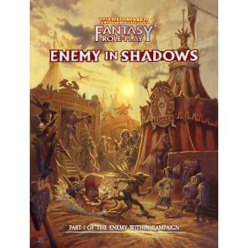 Warhammer Fantasy RPG: Enemy in Shadows - Enemy Within Campaign Vol. 1