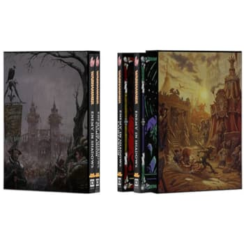 Warhammer Fantasy RPG: Enemy in Shadows - Collector's Limited Edition