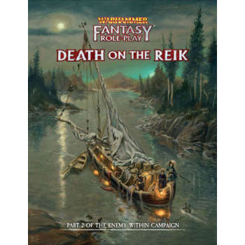 Warhammer Fantasy RPG: Death on the Reik - Enemy Within Campaign Vol. 2