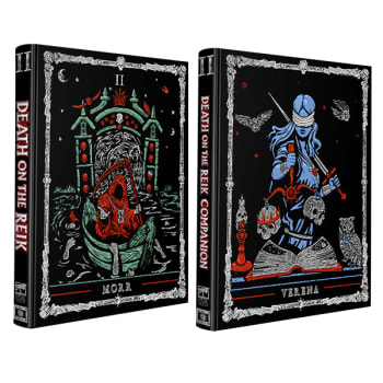 Warhammer Fantasy RPG: Death on the Reik - Enemy Within Campaign Vol. 2 (Collector's Edition)