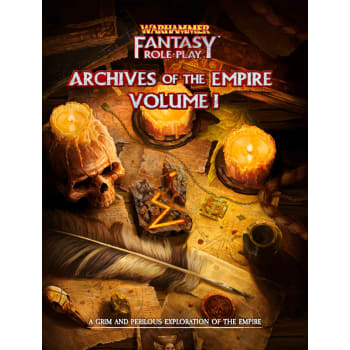 Warhammer Fantasy RPG: Archives of the Empire Vol. 1