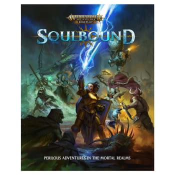 Warhammer: Age of Sigmar RPG - Soulbound Core Rulebook
