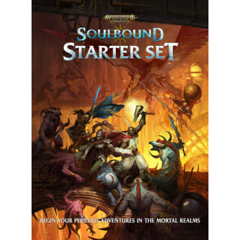 Warhammer: Age of Sigmar RPG - Soulbound Starter Set