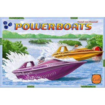 Powerboats Board Game