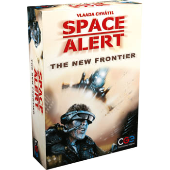 Space Alert: The New Frontier Expansion