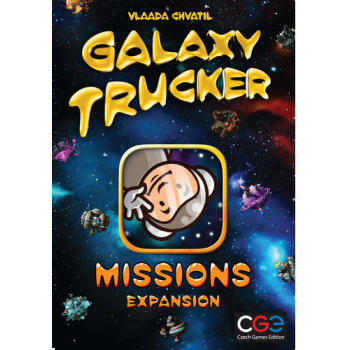 Galaxy Trucker: Missions Expansion