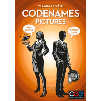Codenames: Pictures (Ding & Dent)