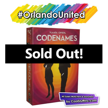 Codenames #OrlandoUnited