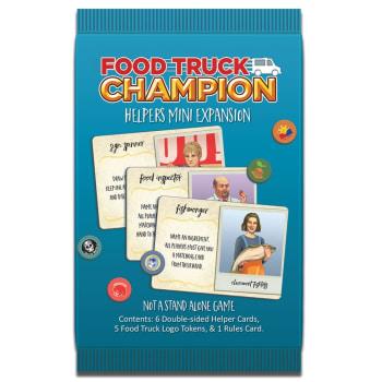 Food Truck Champion: Helper's Mini Expansion
