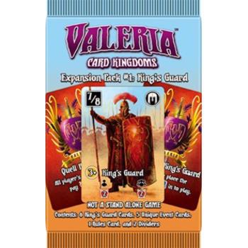 Valeria: Card Kingdoms - King's Guard Expansion