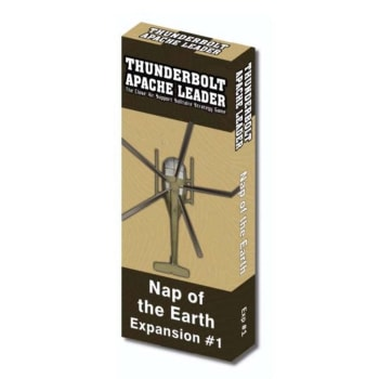 Thunderbolt Apache Leader: Expansion 1 - Nap of the Earth