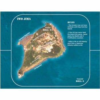 Fleet Commander: Nimitz - Expansion 3 - Islands