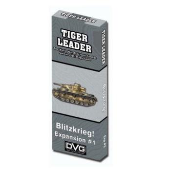 Tiger Leader: Expansion 1 - Blitzkrieg!