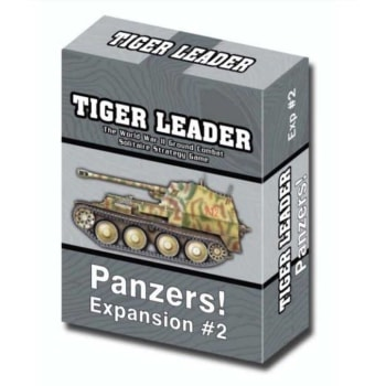 Tiger Leader: Expansion 2 - Panzers!