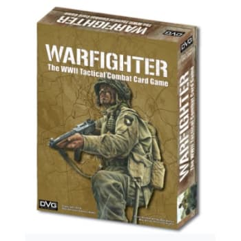 Warfighter The WWII Tactical Combat Card Game