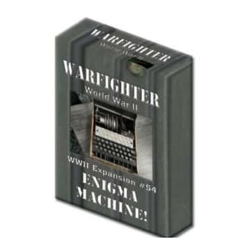 Warfighter: The WWII Pacific Expansion 54 - Enigma Machine