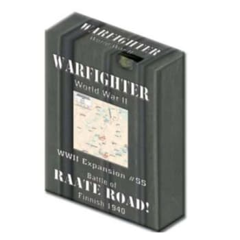Warfighter: The WWII Pacific Expansion 55 - Battle of Raate Road