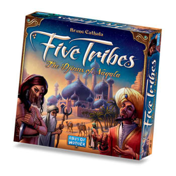 Five Tribes (Ding & Dent)