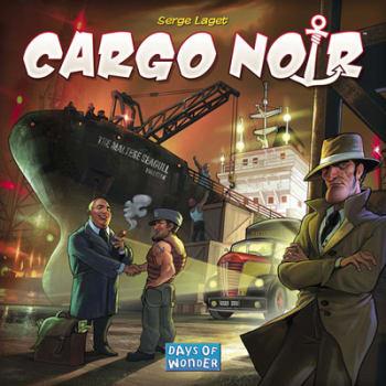 Cargo Noir Board Game