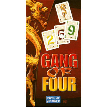 Gang of Four 2nd Edition Card Game