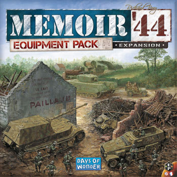 Memoir 44: Equipment Pack